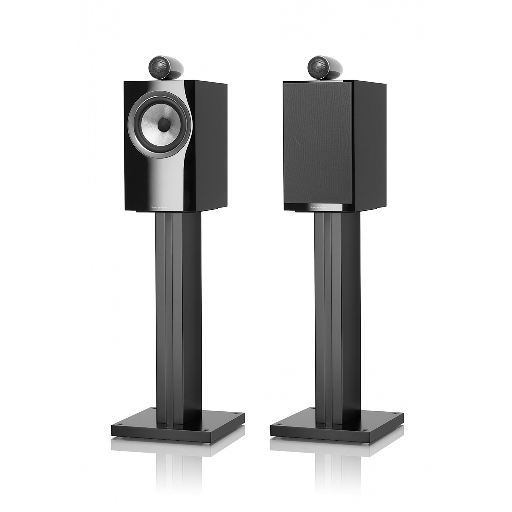 Bowers & Wilkins 705 S2 Par ( Gloss Black ) - Sem Estante