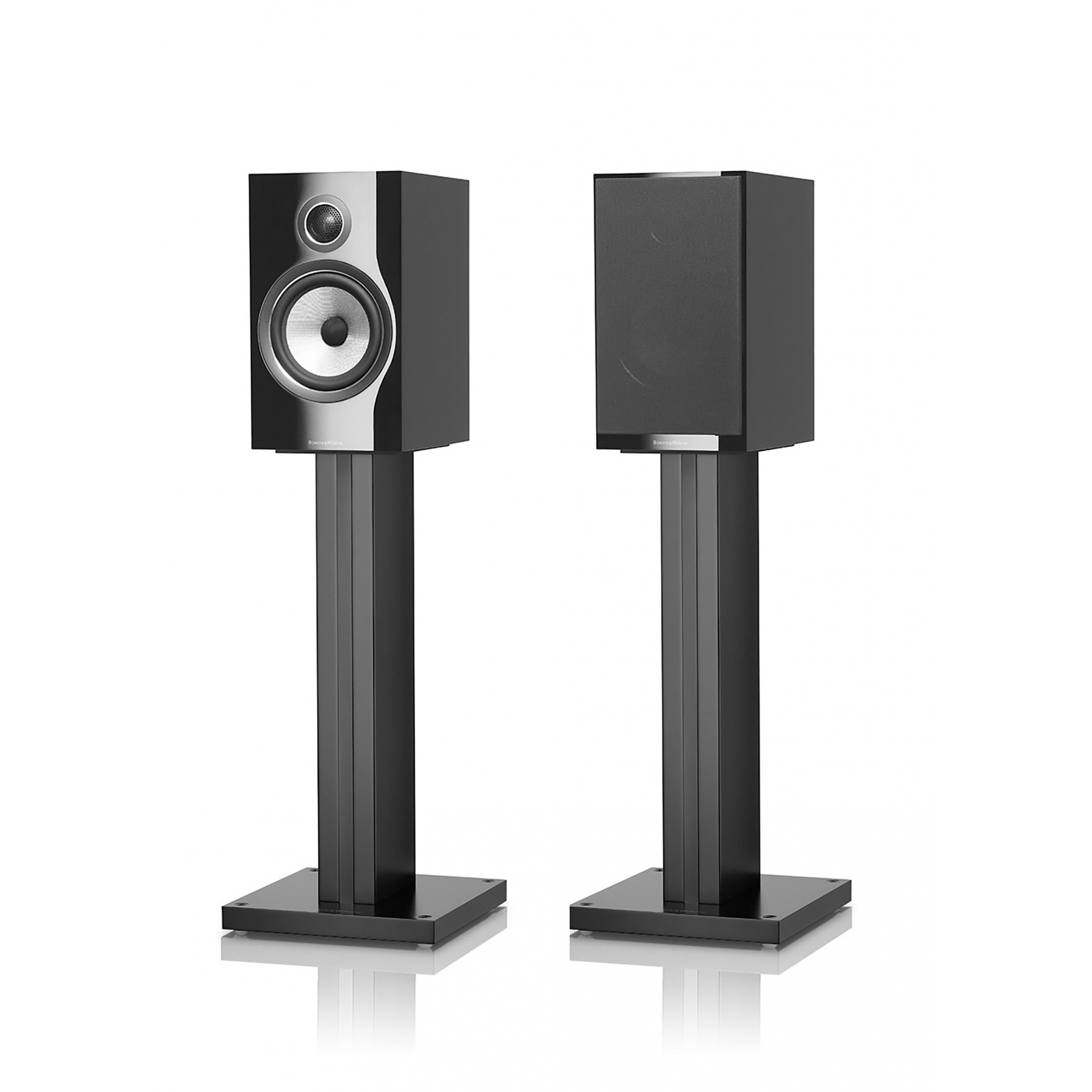 Bowers & Wilkins 706 S2 Par ( Gloss Black ) - Sem Estante