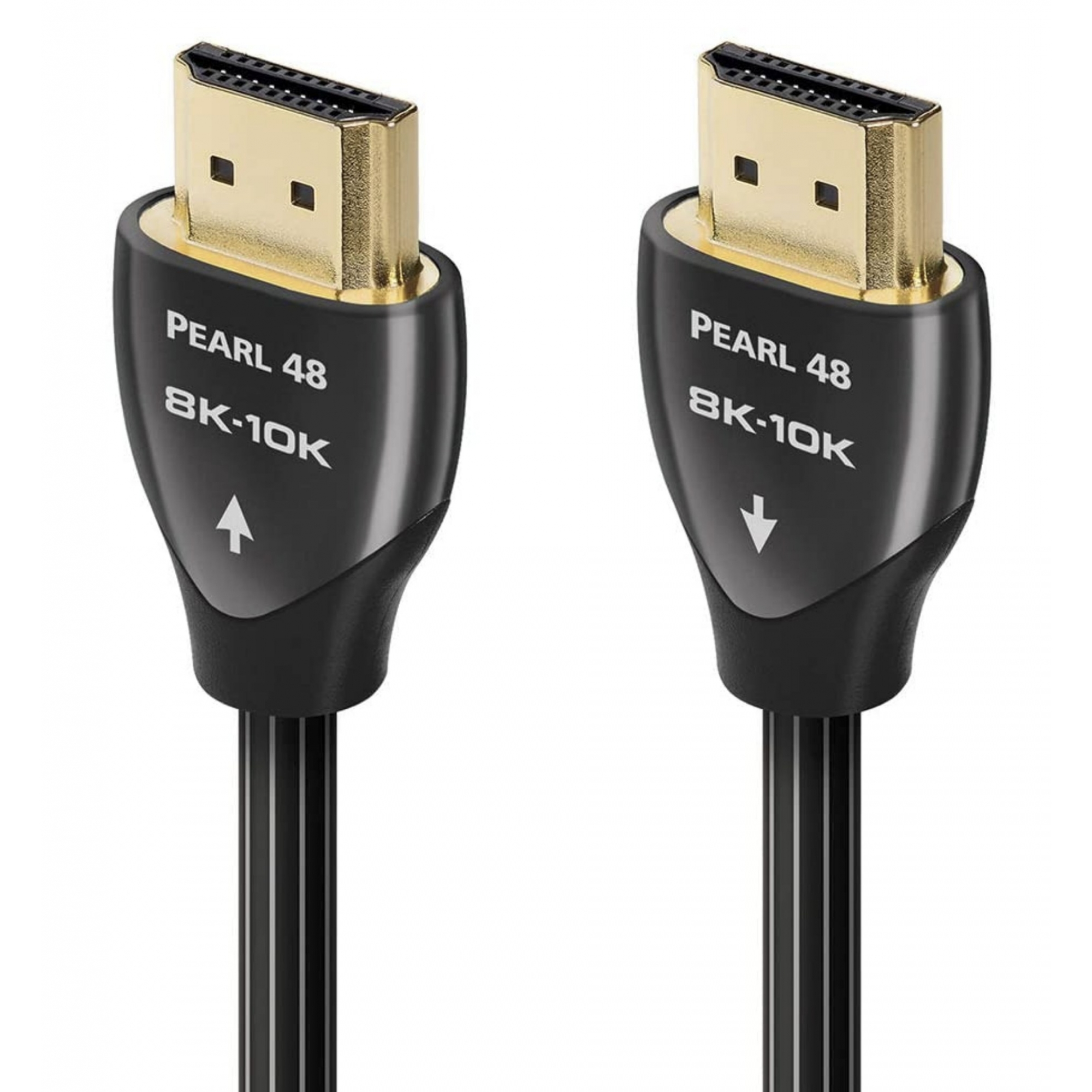 Cabo HDMI AudioQuest Pearl 48 - 8K-10K - 48Gbps - 2.25m