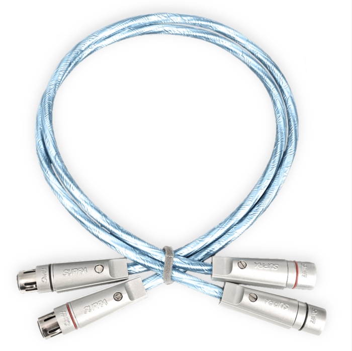 Cabo XLR high-end Supra Cables Sword-IXLR 1m