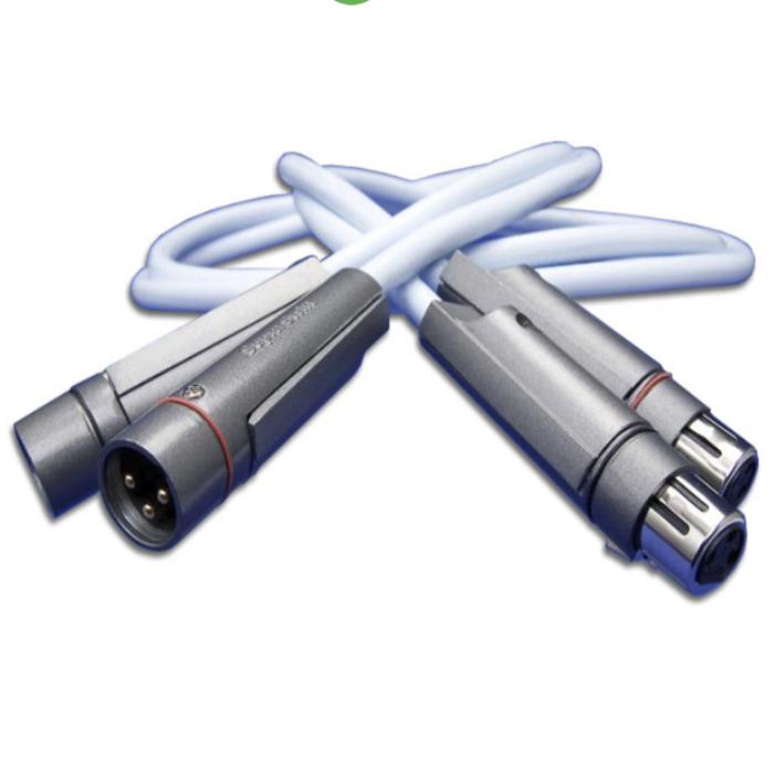 Cabo XLR Supra Cable EFF-IXLR AUDIO - 1m