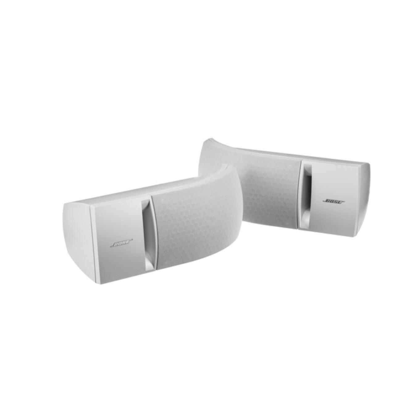 Caixa Acústica Bose 161 Full-range ( Par) Branco