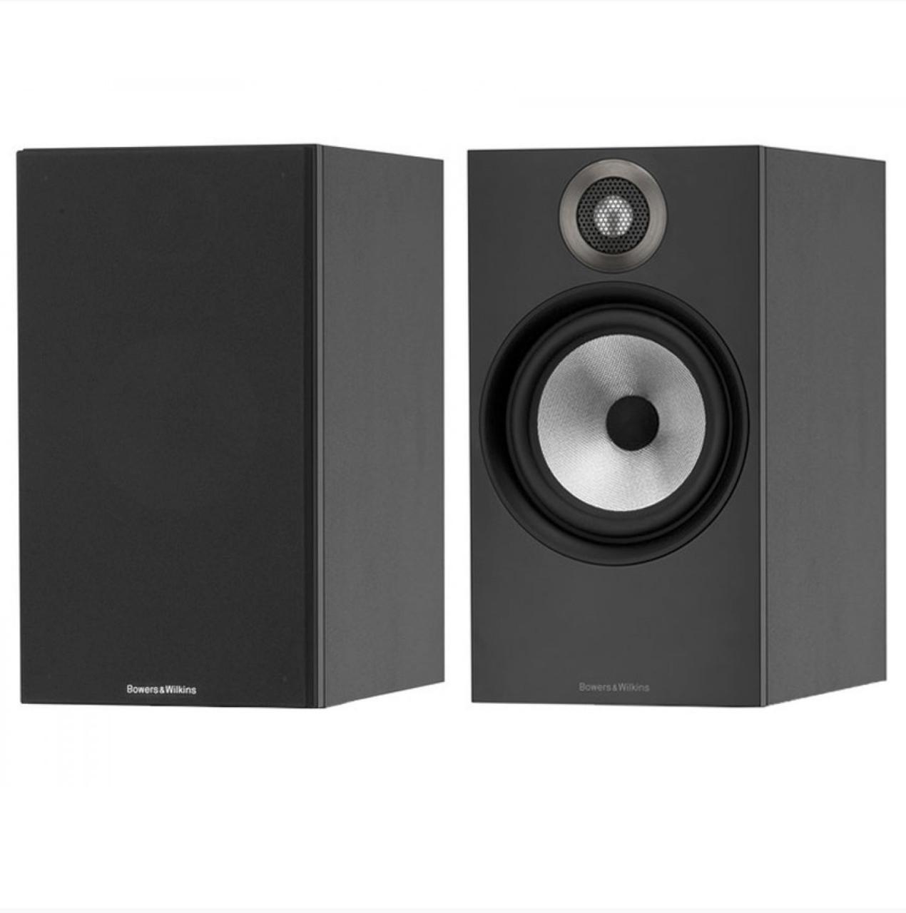 Caixa acústica Bowers & Wilkins 607 ( Par - Preto )
