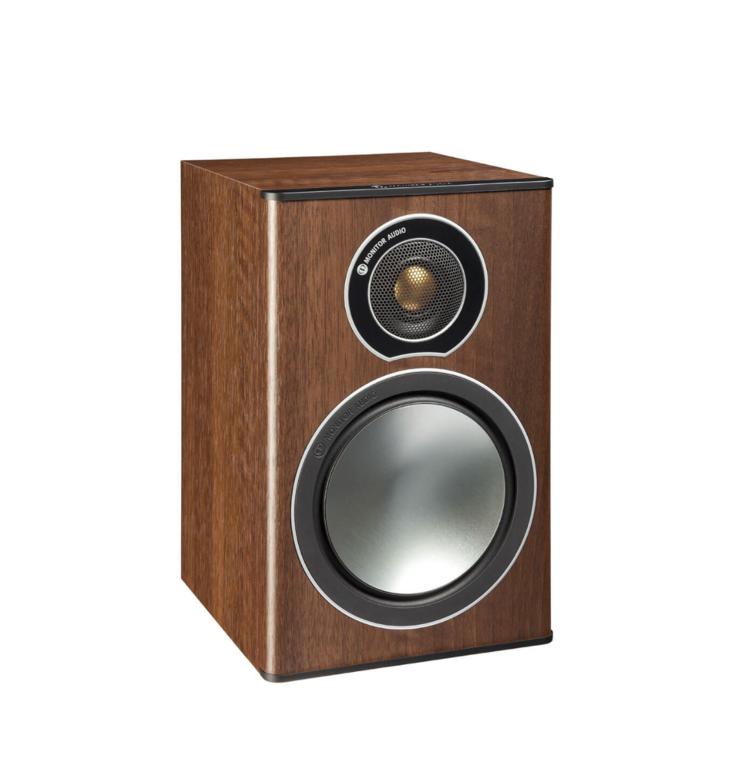 Caixa Acústica Monitor Audio Bronze 1  ( Par )