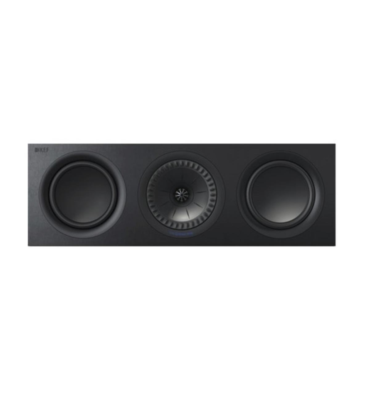 Caixa Central Kef Q650c Black (unit)