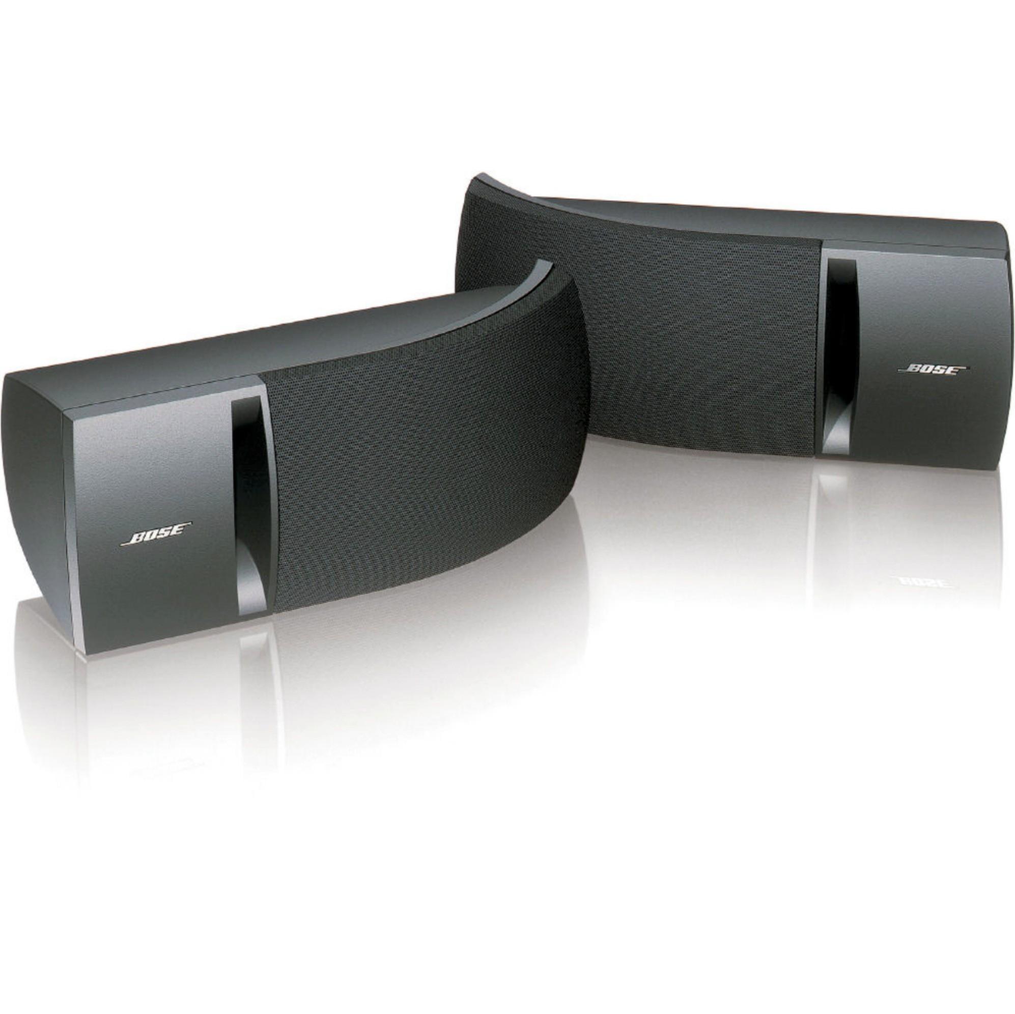 Caixa Acústica Bose 161 Full-range Preto Par