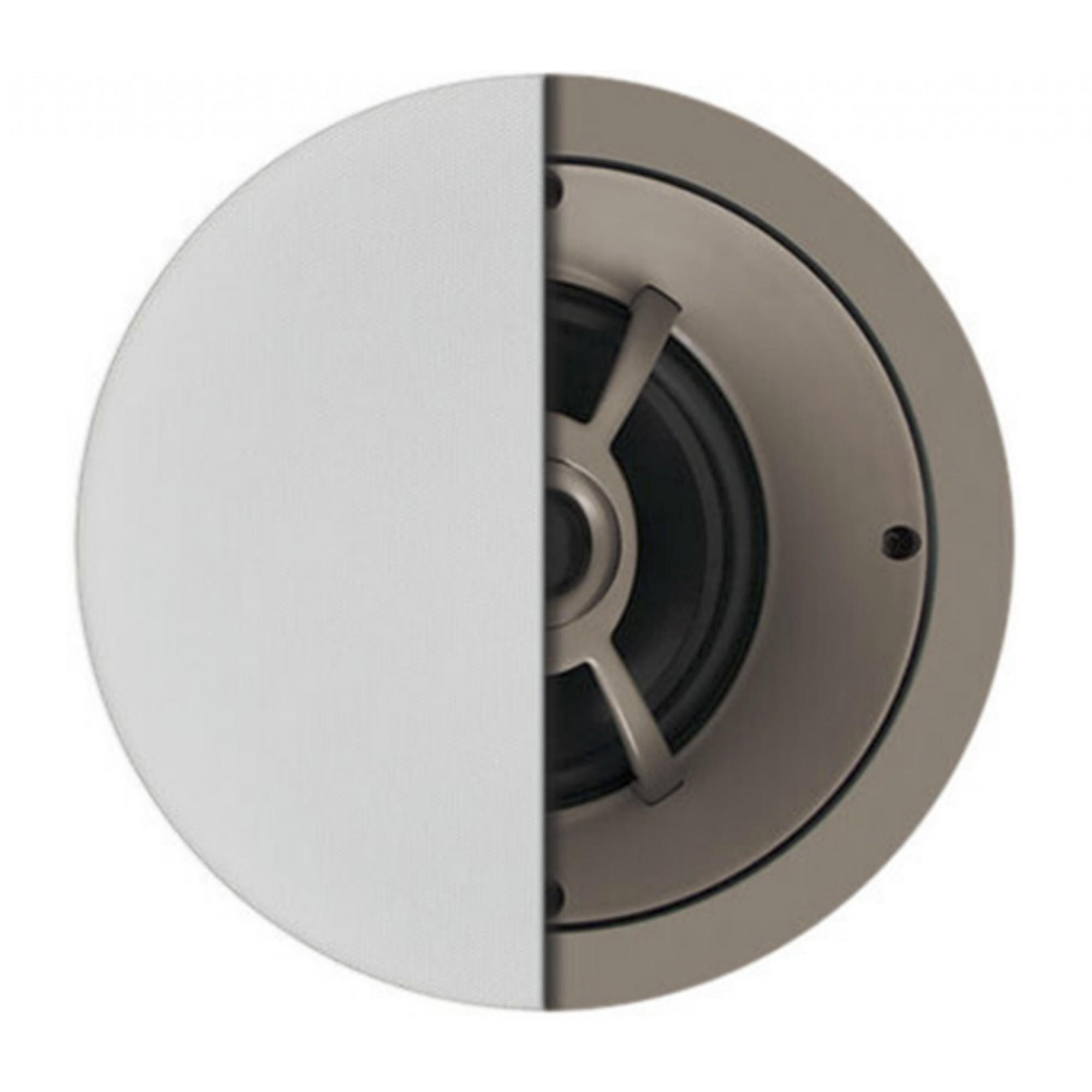 Caixa Gesso teto com Ângulo Proficient Audio C651- 100w Rms Unidade usada