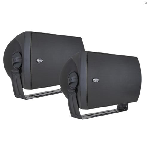 Klipsch Aw-650 Par Caixas Acústicas Uso Externo