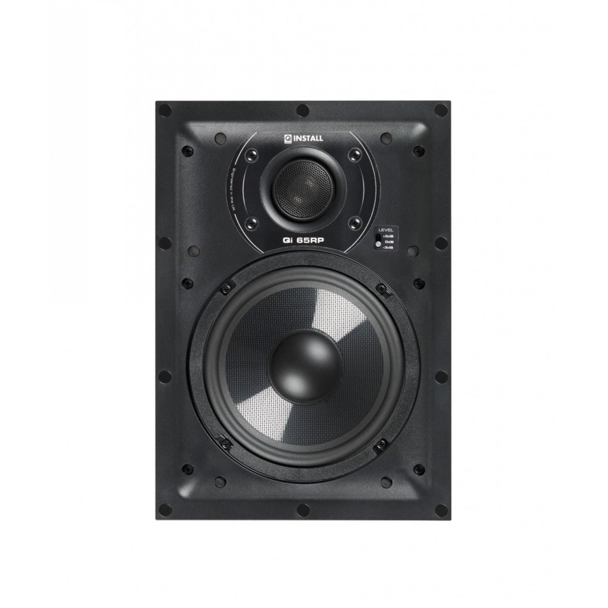 Caixa Q Acoustics Qi65rp Install In-wall Unidade