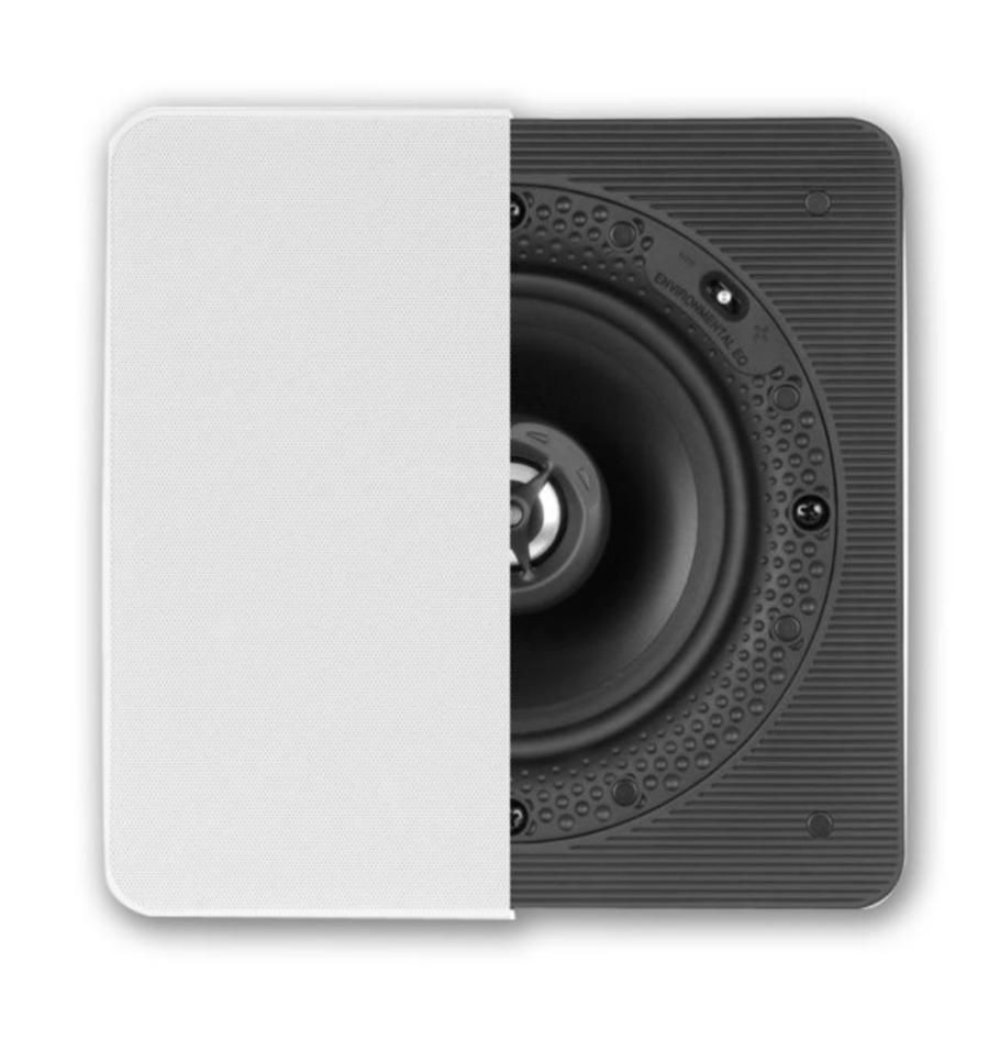 Caixa Teto Definitive Technology DI 5.5S - 175W Quadrada Unidade