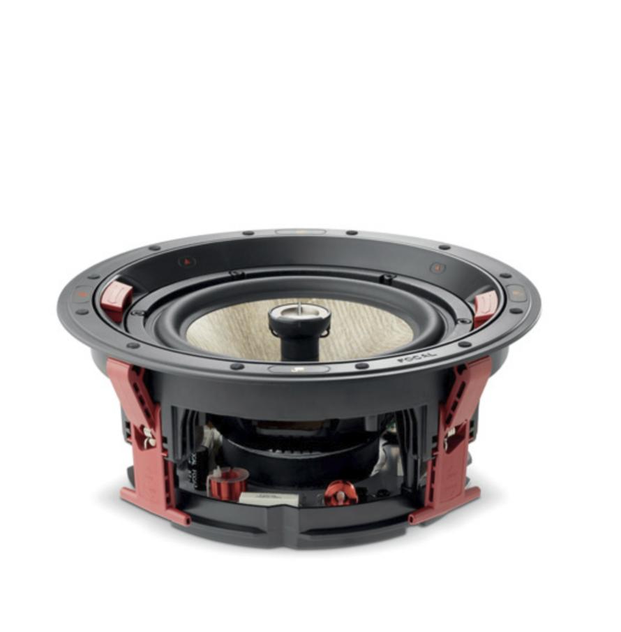 Caixa Teto Focal 300 ICW 8 - 150w Dolby Atmos Valor Unidade