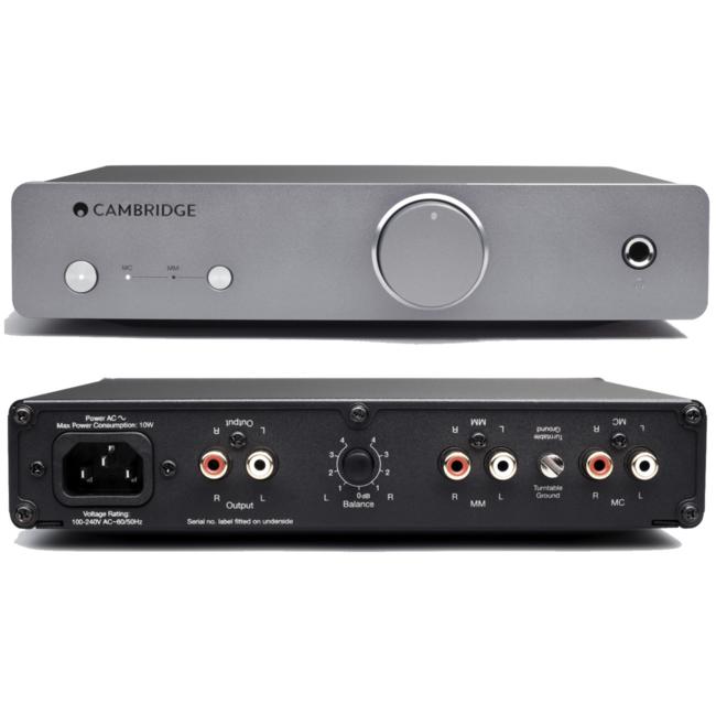 Cambridge Audio Alva Duo Pré Amplificador Phono