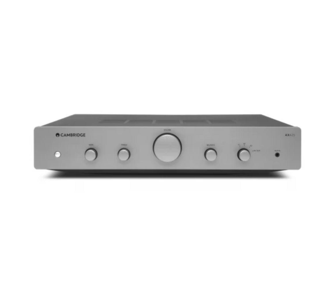 Cambridge Audio Axa25 Amplificador Integrado 25w Ch (gray)