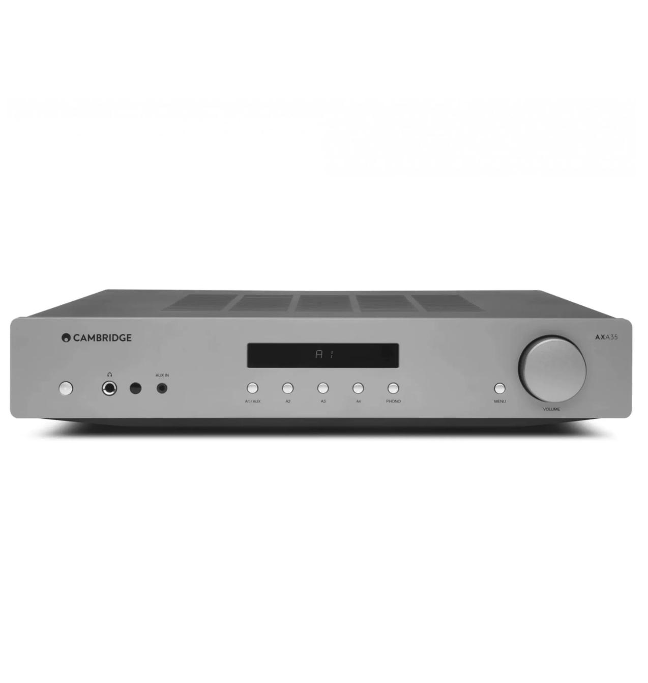 Cambridge Audio Axa35 Amplificador Integrado 35w Phono-stage