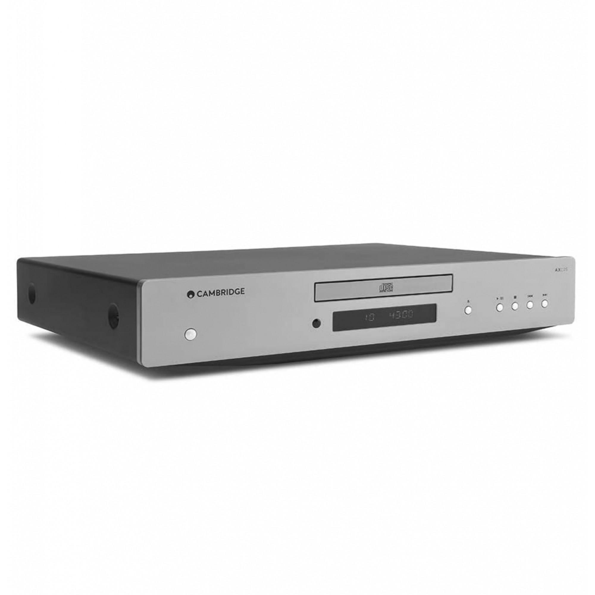 Cambridge Audio Axc25 Cd Player (Lunar Grey)