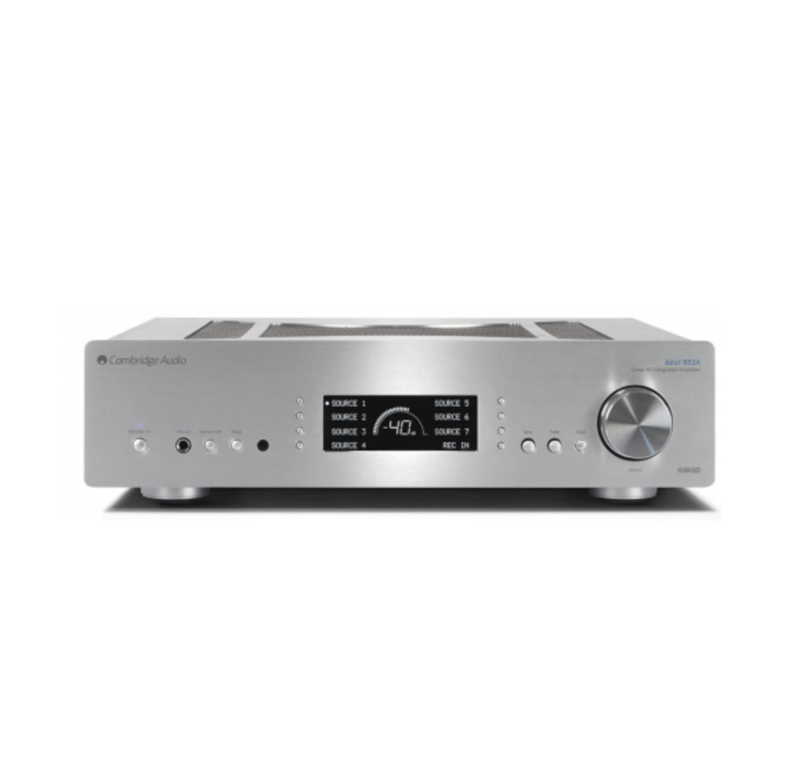 Cambridge Audio Azur 851a Amplificador Integrado 110v Prata