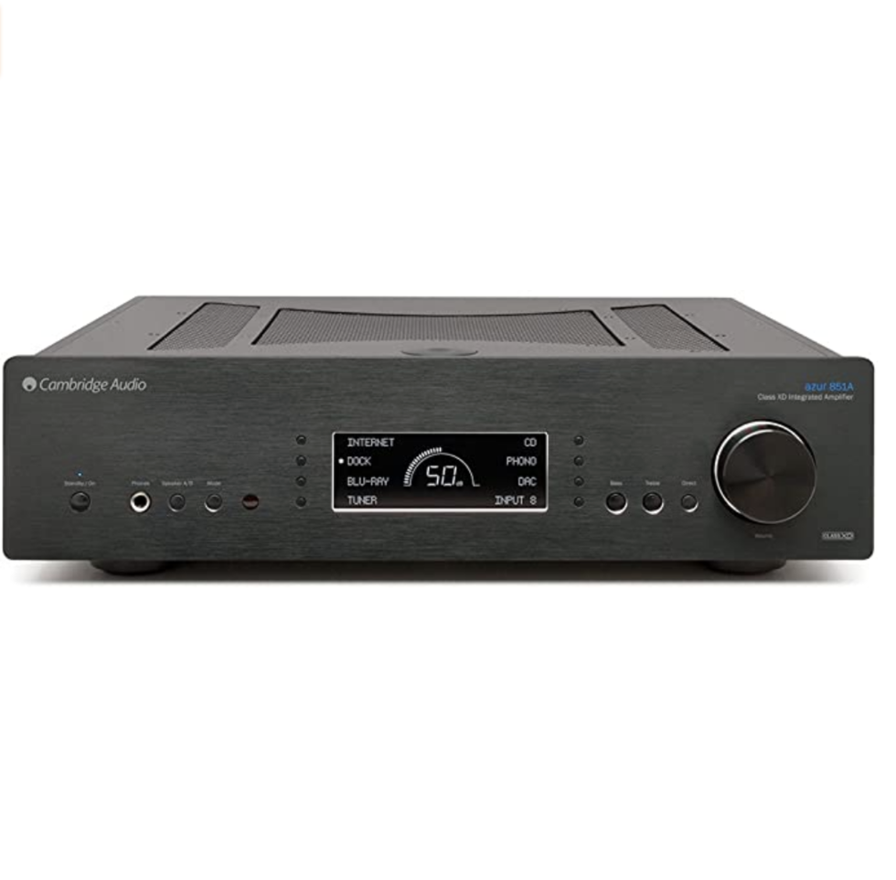 Cambridge Audio Azur 851a Amplificador Integrado 110v Preto