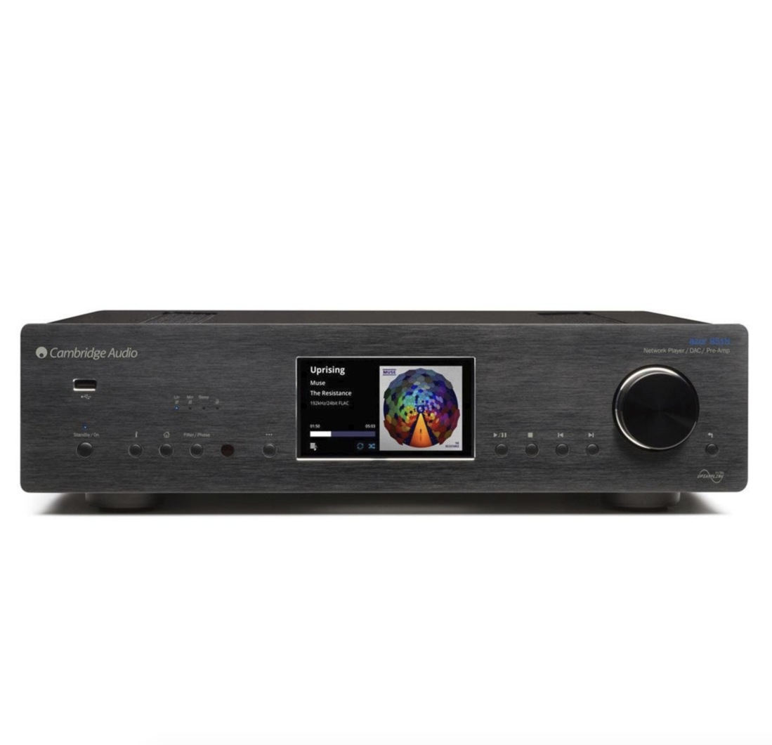 Cambridge Audio Azur 851n - Network Music Player Preto 110v