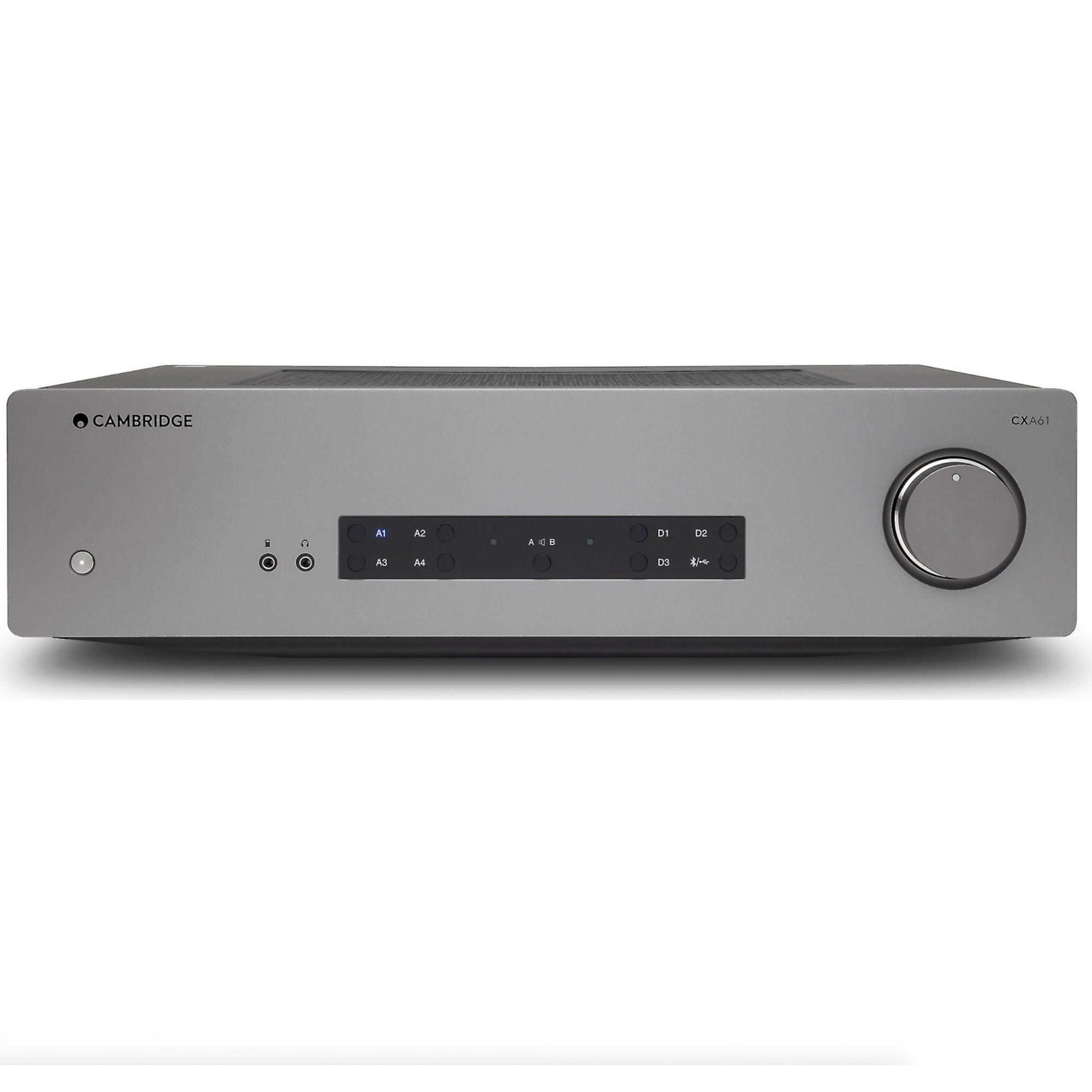 Cambridge Audio Cxa61 Aptx Hd Bluetooth Amplificador (Gray)