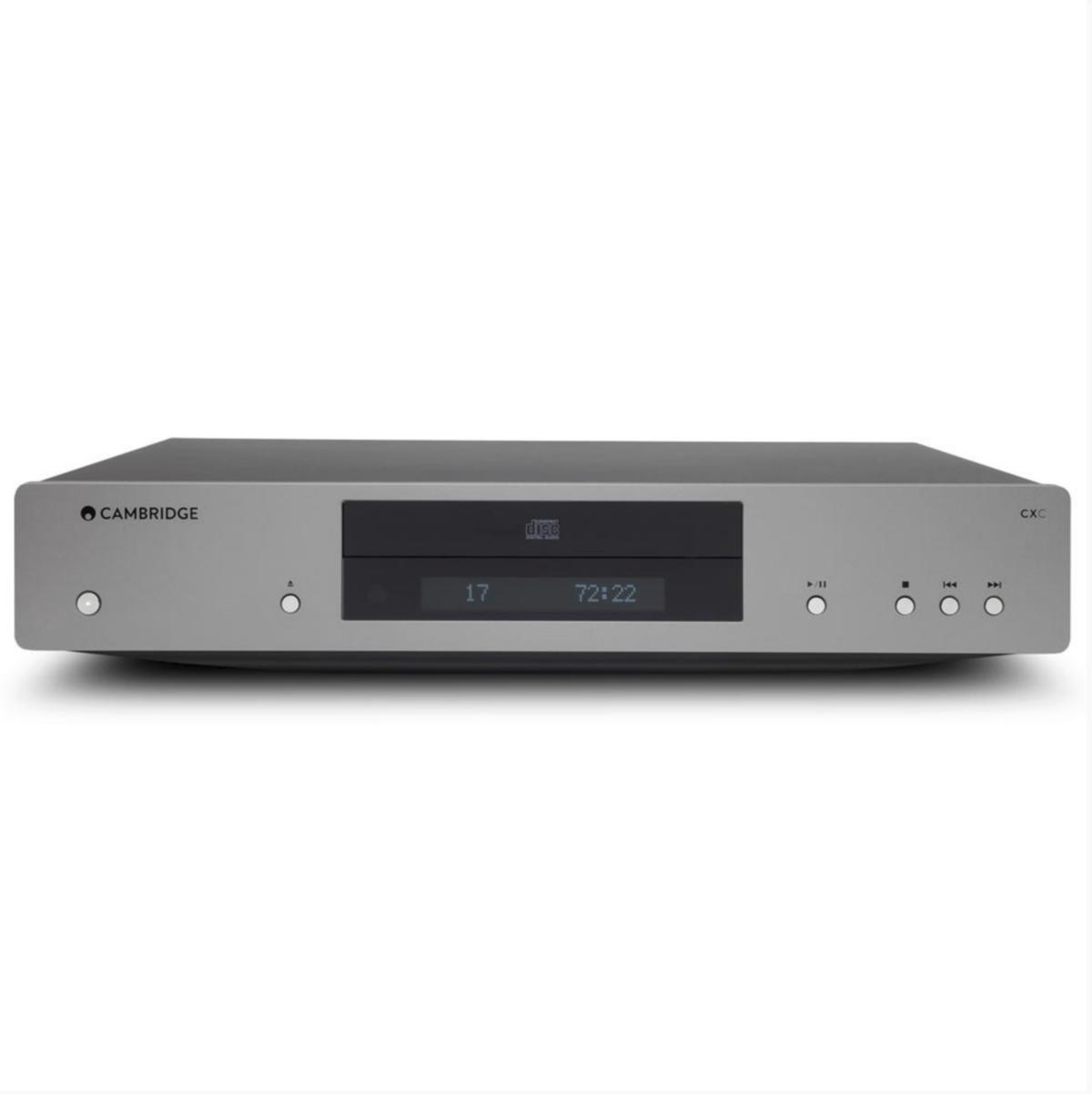 Cambridge Audio Cxc Serie 2 Cd Player Dedicado de Alta Fidelidade Series 2 ( Gray )