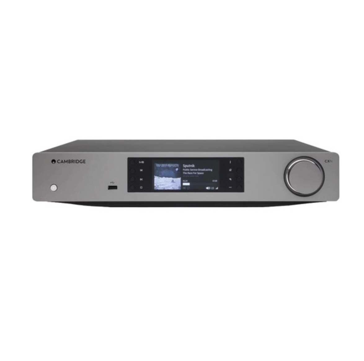 Cambridge Audio Cxn V2 Series 2 Audio Player (Luna Gray)