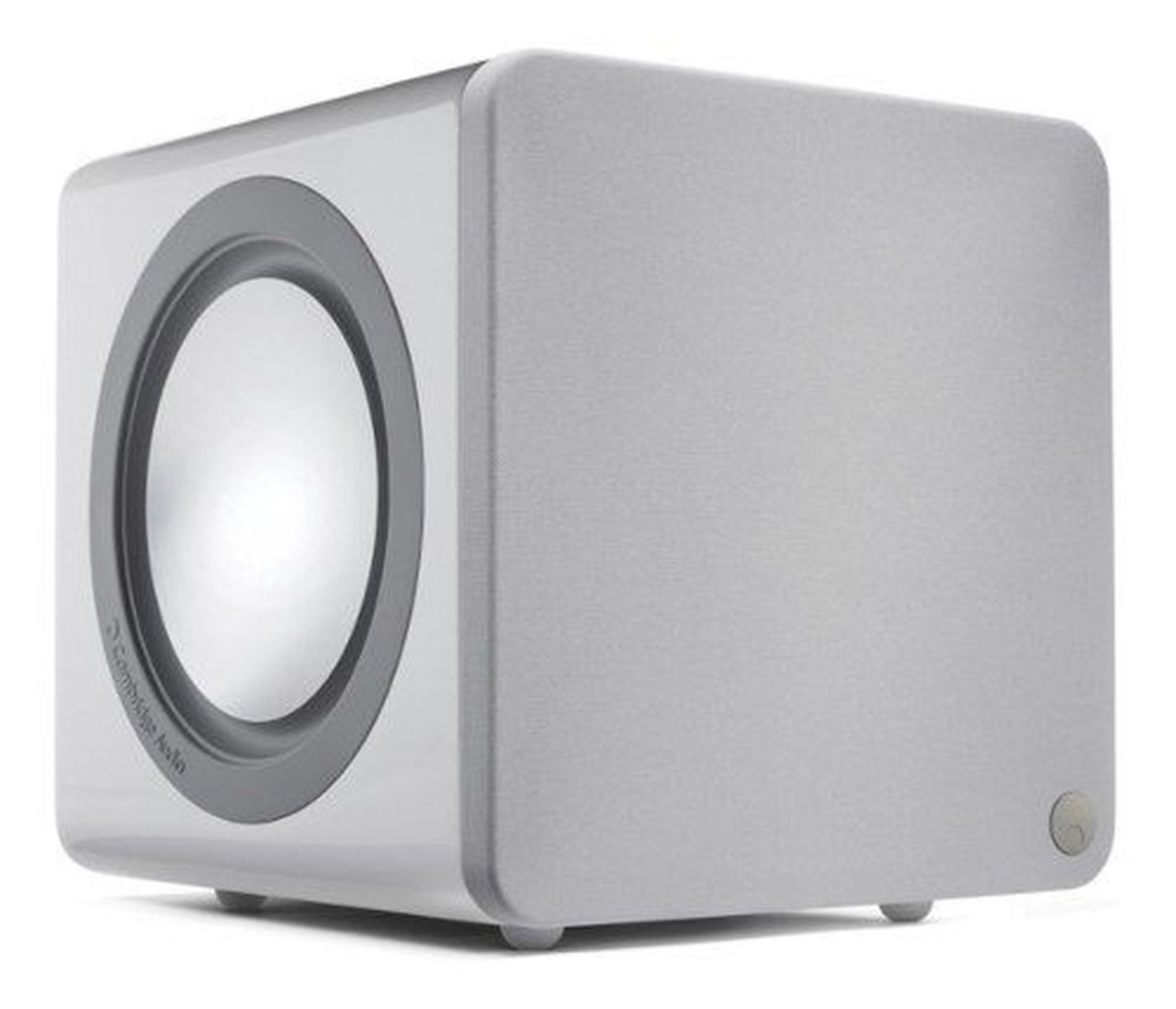 Cambridge Audio Minx X201 Subwoofer 200w Branco Gloss