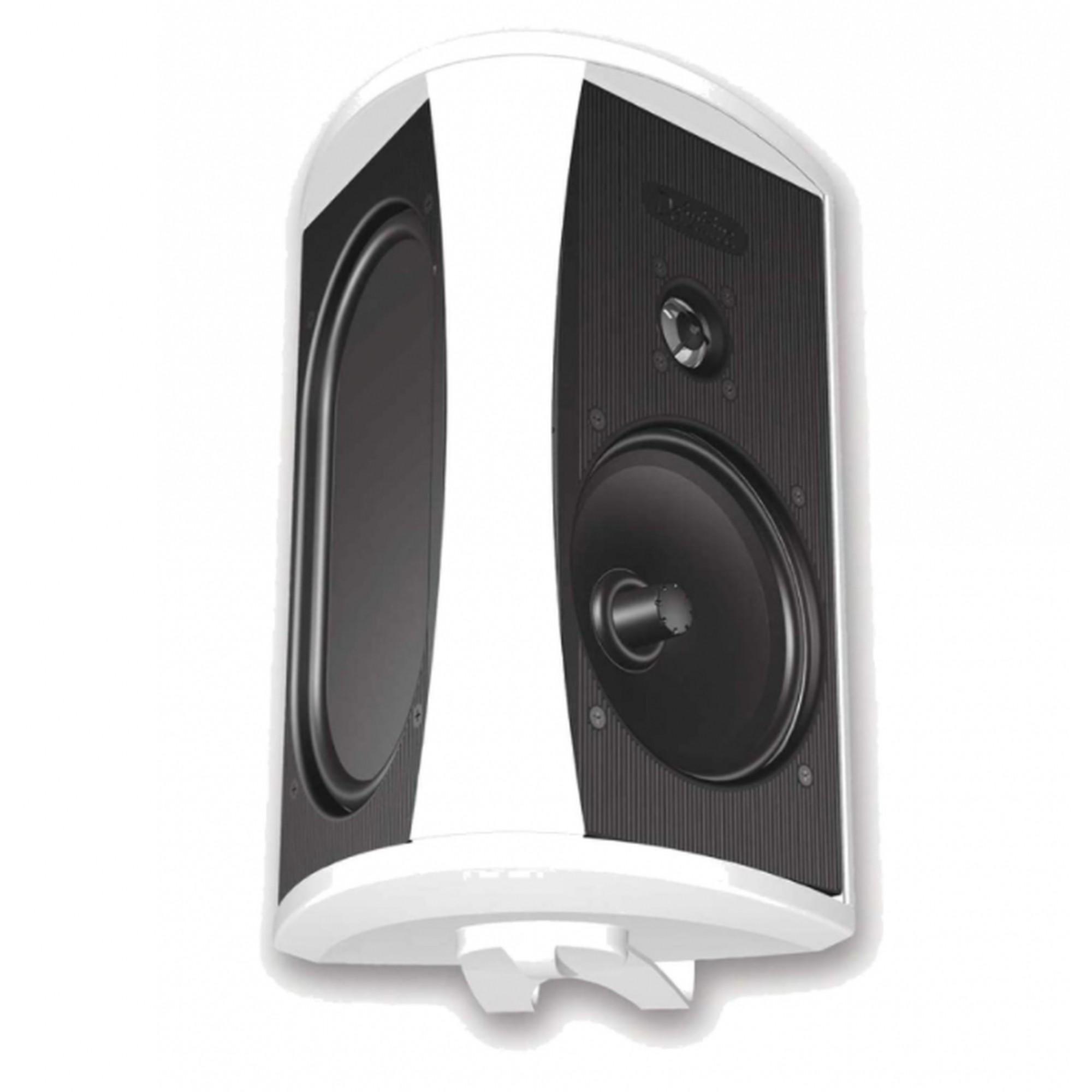 Definitive AW6500 Caixa Acústica Externa Branco Unidade - 200W
