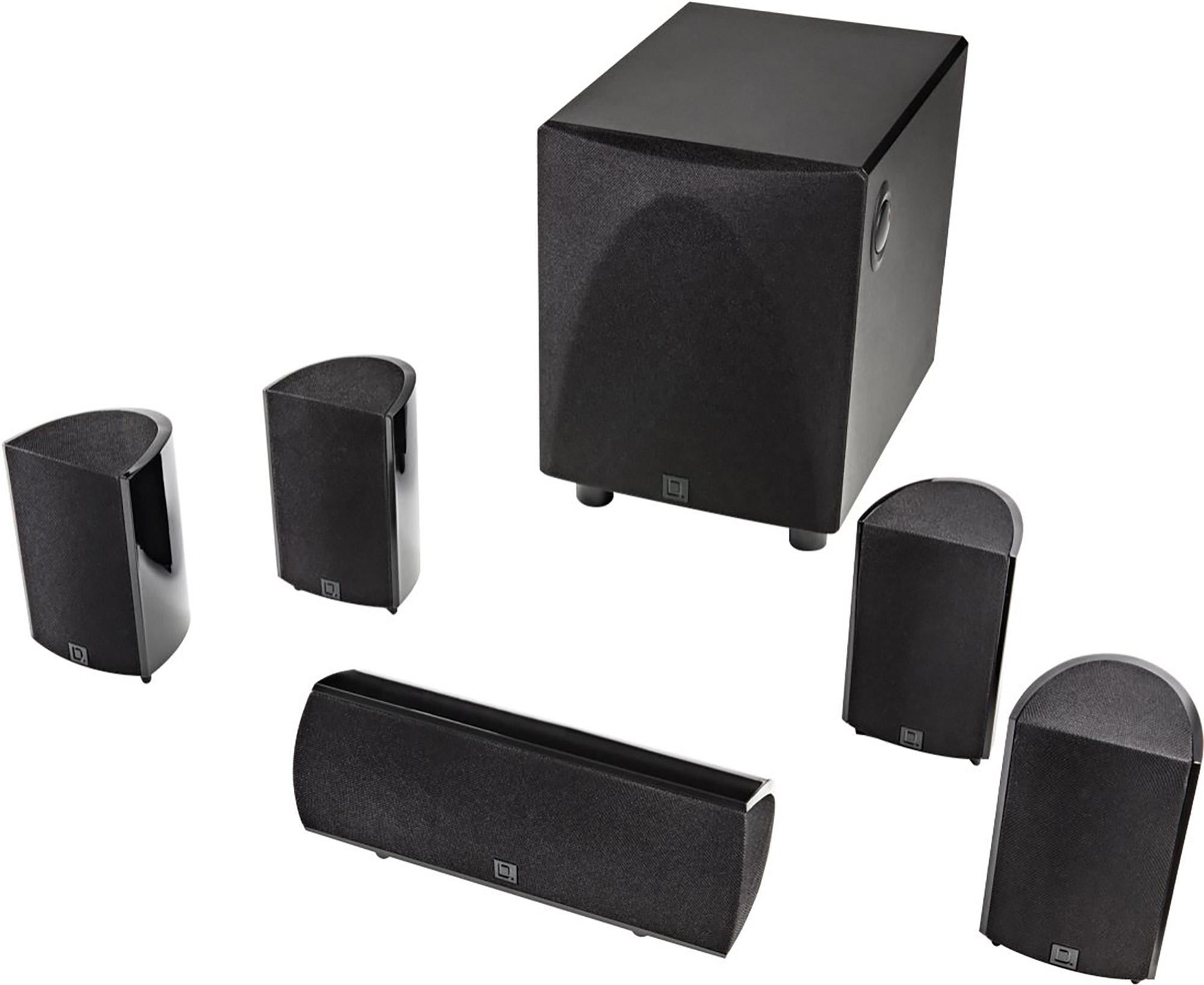 Definitive Technology ProCinema 6D 5.1-Canais Home Theater Speaker System