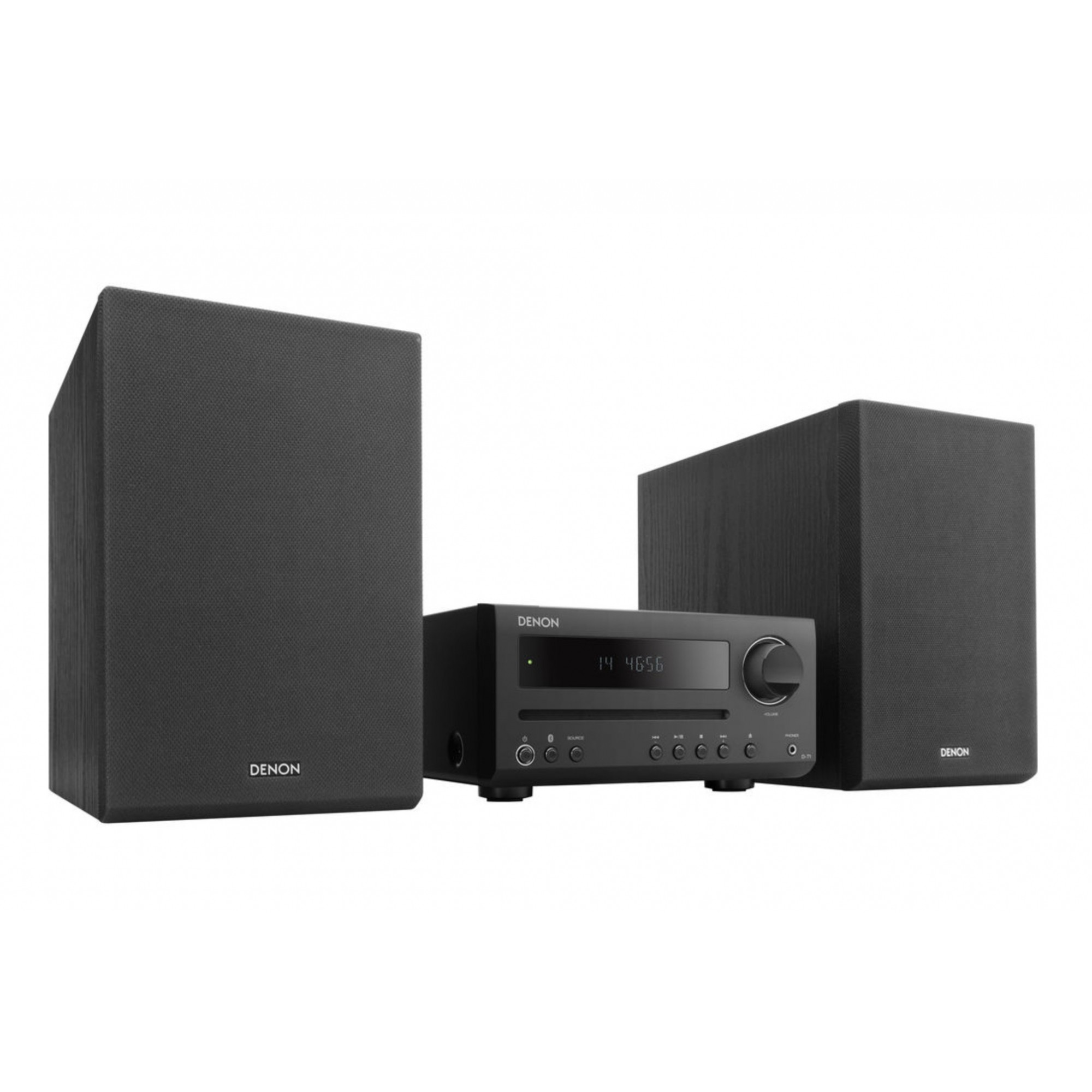 Denon D-T1 Mini System com CD Player e Bluetooth 110v