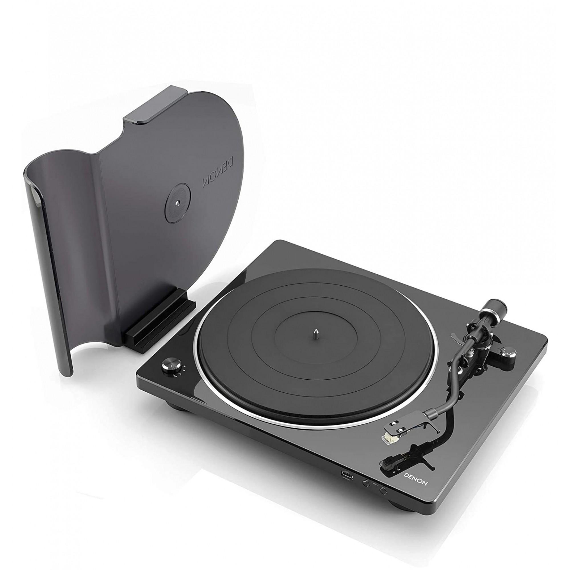 Denon DP-450USB Toca Discos Com Phono ( 110v )