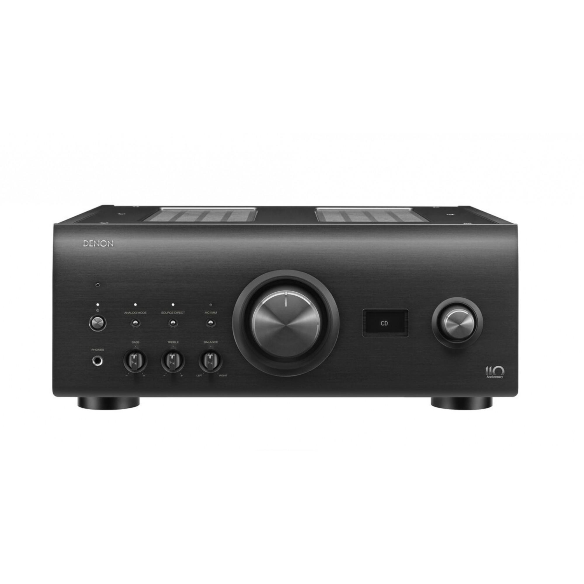 Denon PMA-A110 110-Year Anniversary Edition Stereo 160W Amplificador integrado