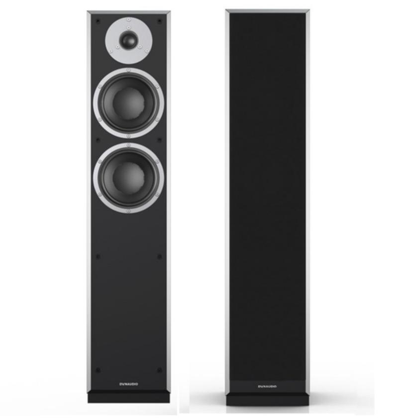 Dynaudio Emit M30 Par Caixas Acústicas Torre 200W - Black Satin