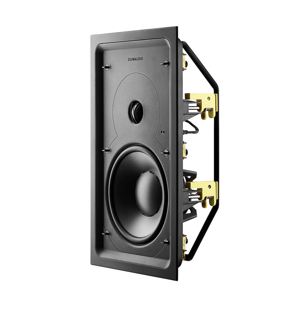 Dynaudio S4-w80 Alto-falante De Embutir - Par