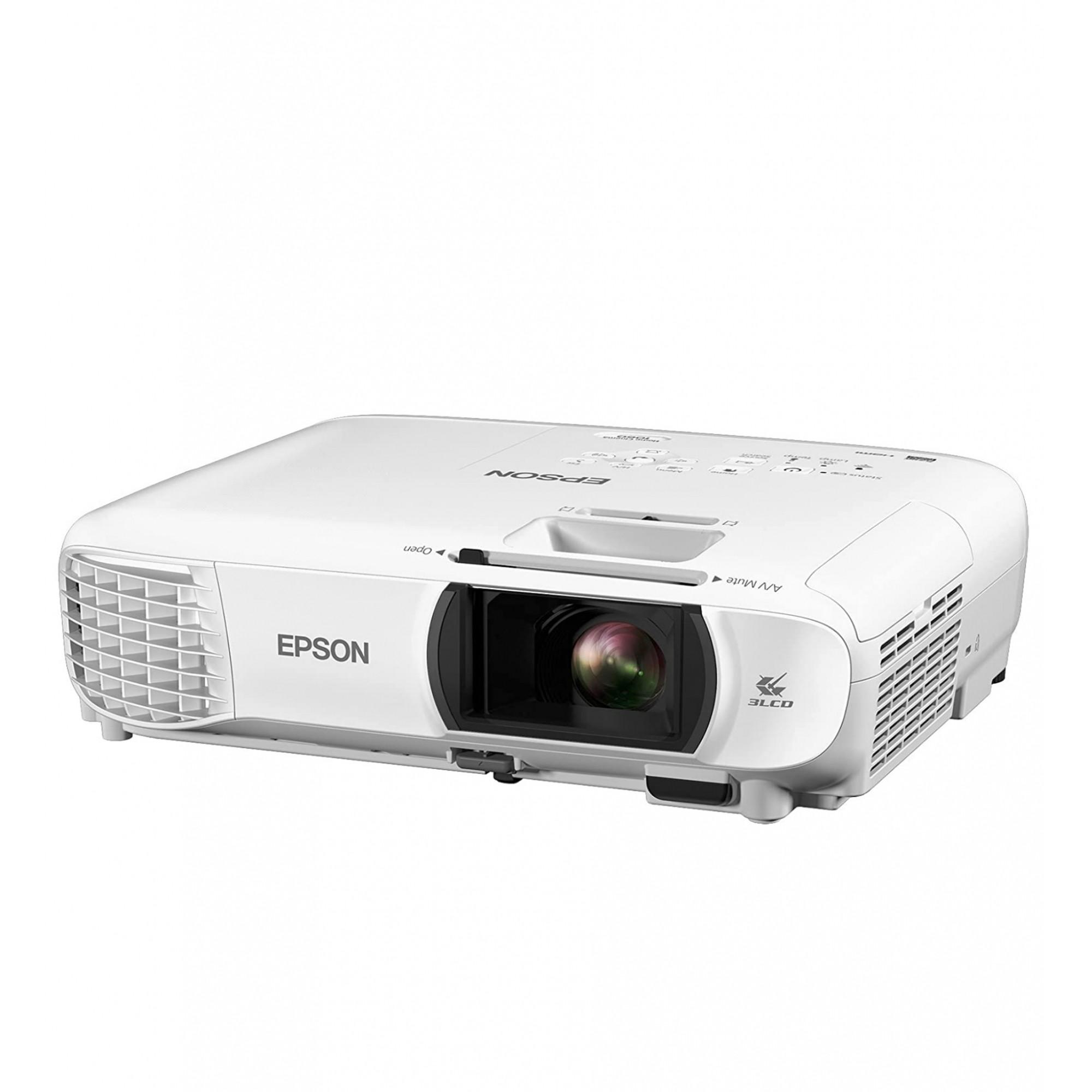 Epson 1060 Home Cinema - Projetor Cinema Full Hd Nf-e