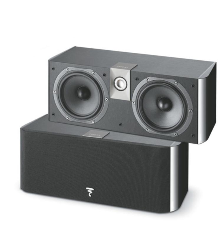 Focal Chorus Cc 600 Caixa Central Acústica Premium 200w