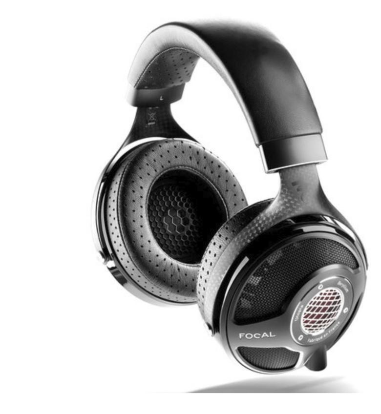 Focal Utopia Open-back Over-the-ear Headphones