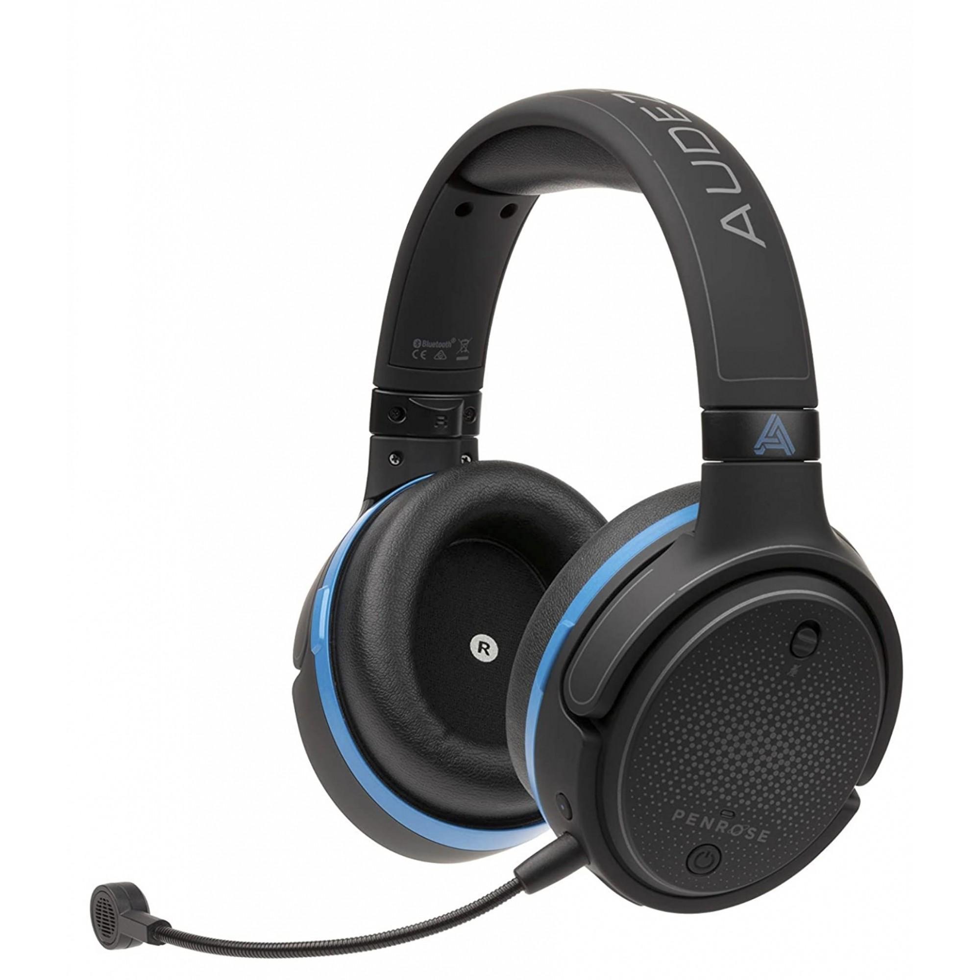 Fone De Ouvido Gamer Audeze Penrose Wireless Gaming Headset for PS5, Windows e  Mac