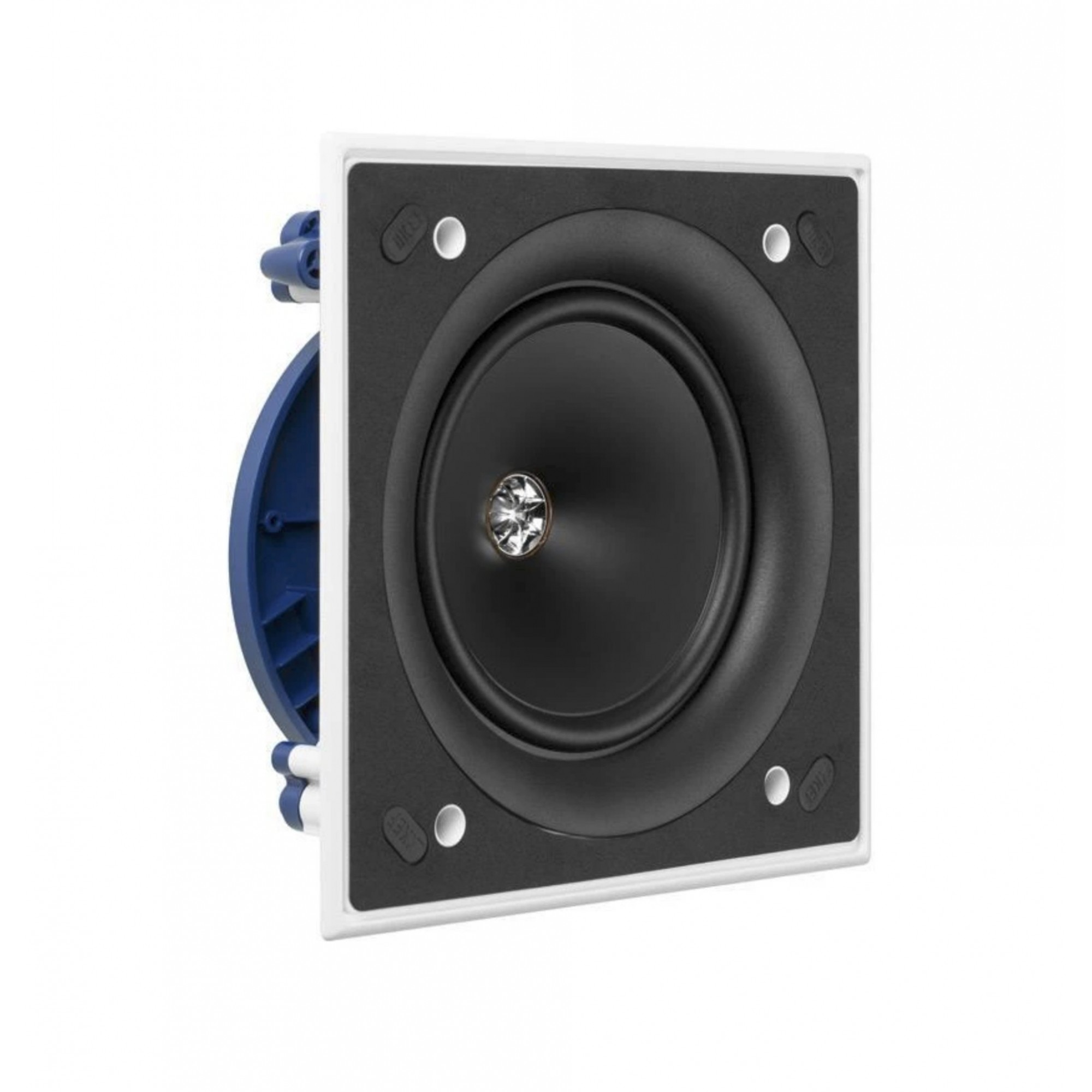 Kef Ci160.2cs Caixa Acústica De Embutir Quadrada Slim