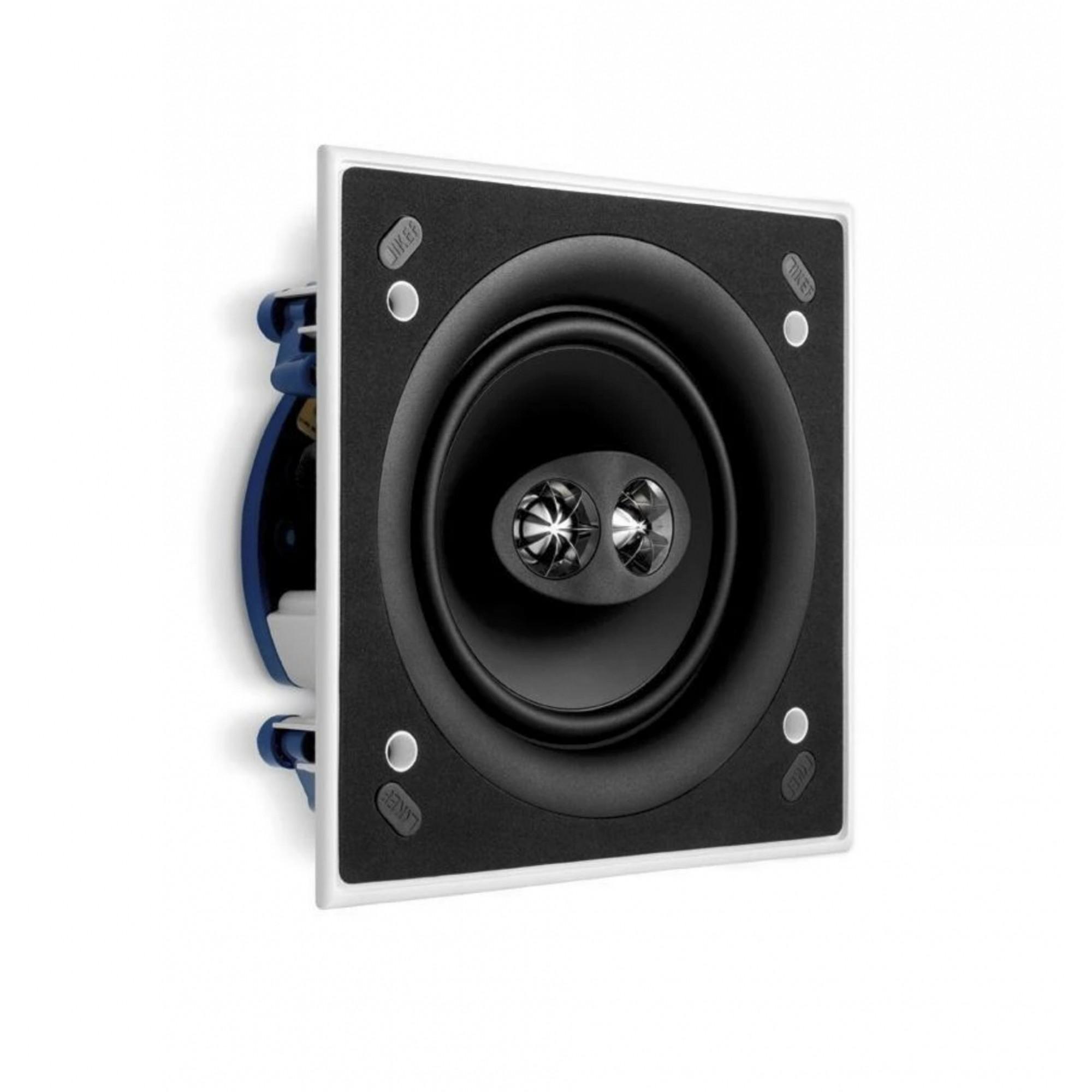 Kef Ci160csds Caixa Acústica som Estéreo único Alto-falante 1 Unidade