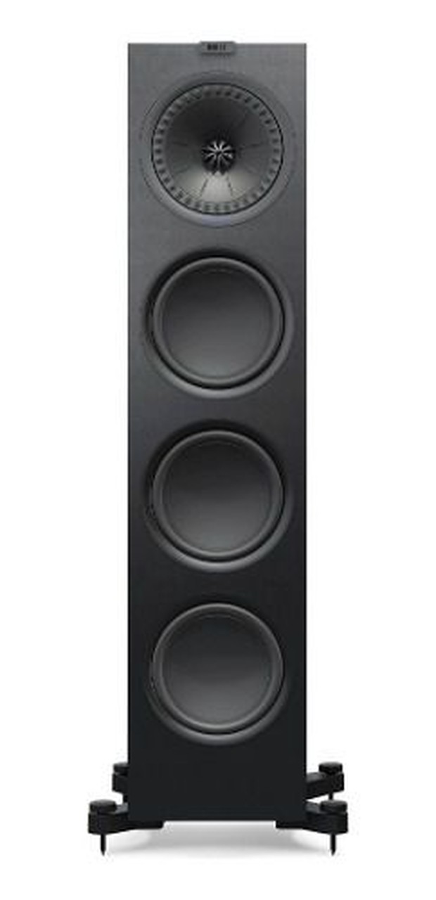 Kef Q950 Caixa Torre Par (black)