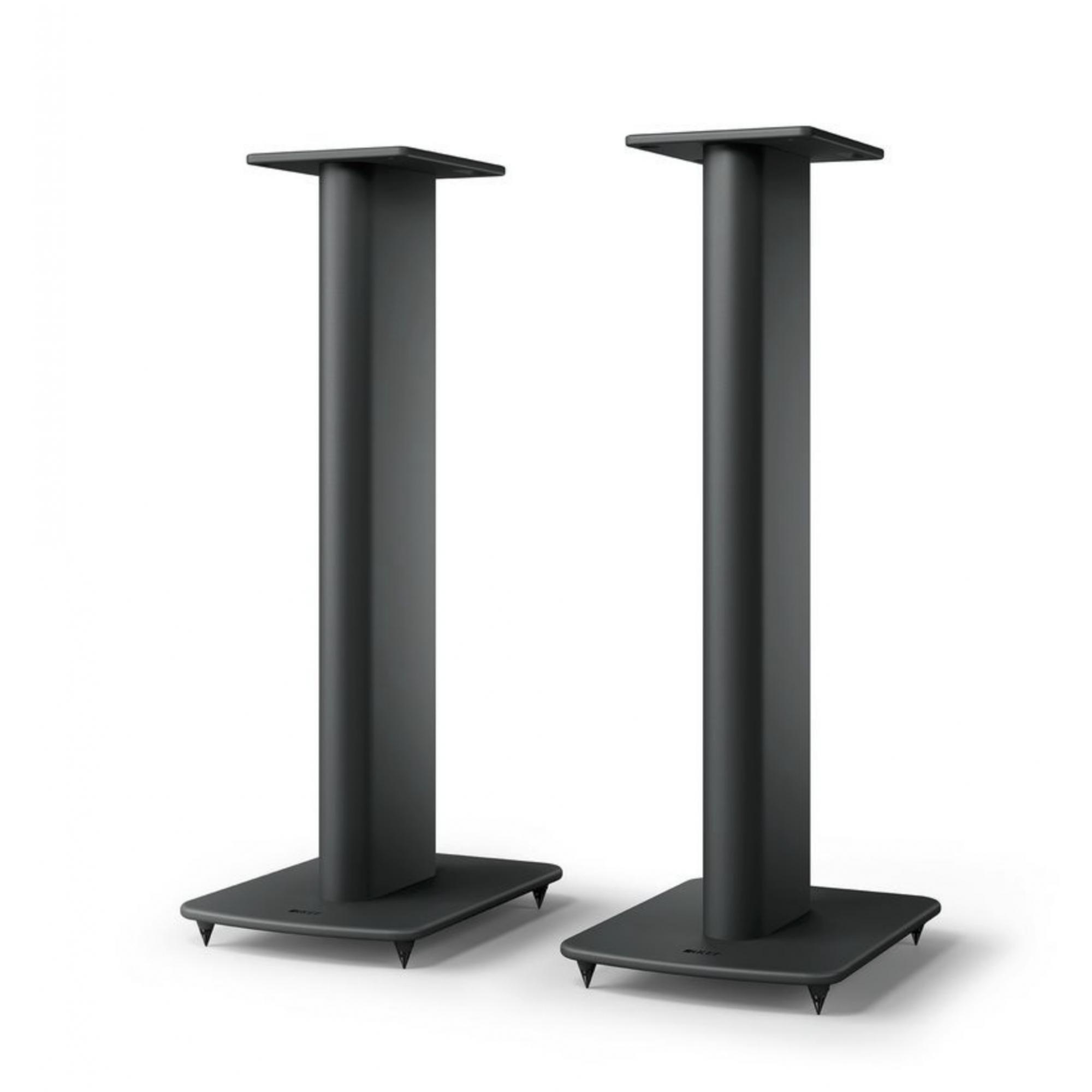 KEF S2 Floorstand stand ( Preto ) Para Kef LS50 Meta