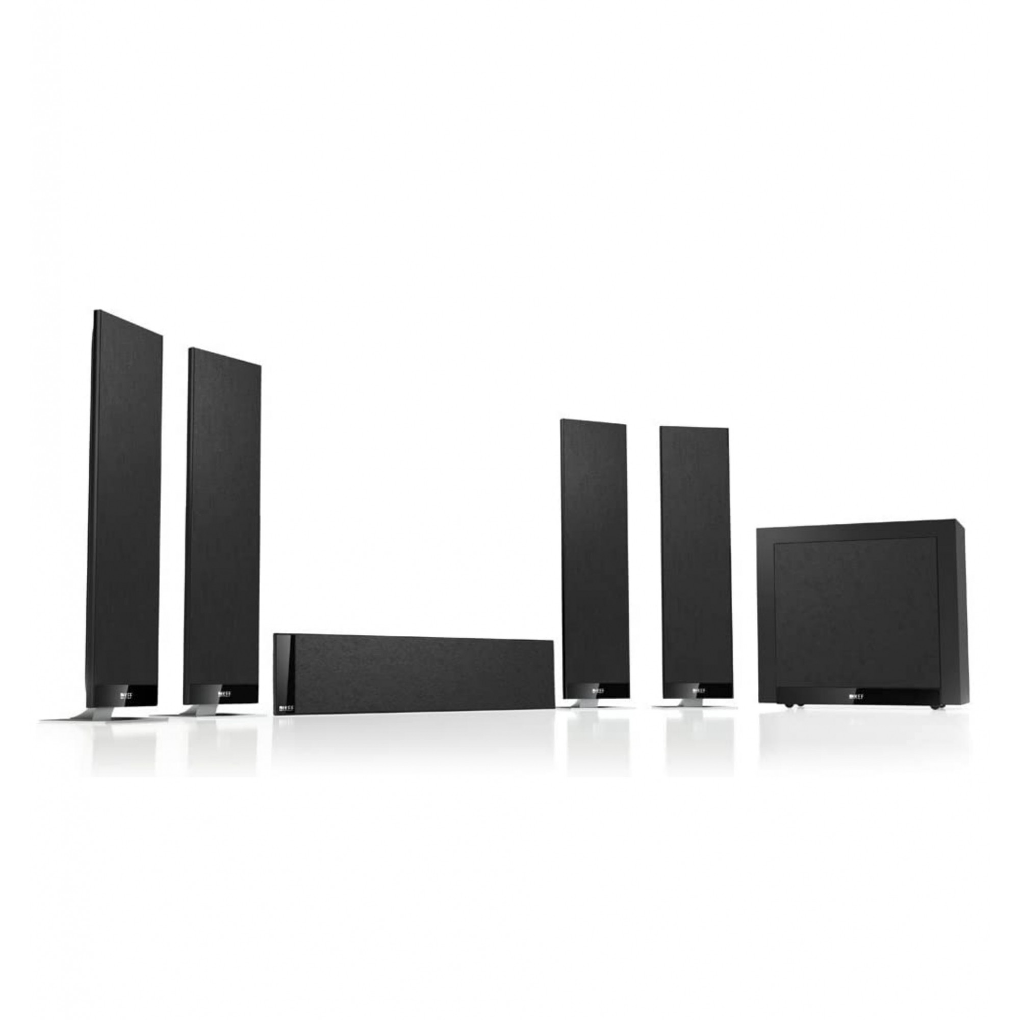 Kef T305 Home Theater 5.1 Slim