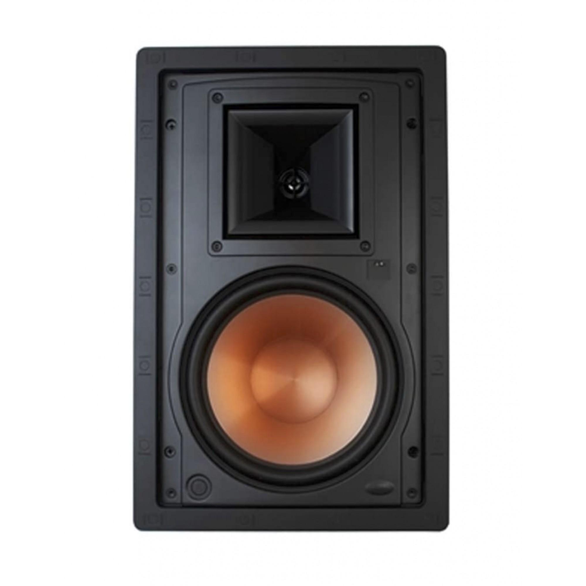 Klipsch R-3800-W II In-Wall  Caixa Acústica Embutir  1 Unidade