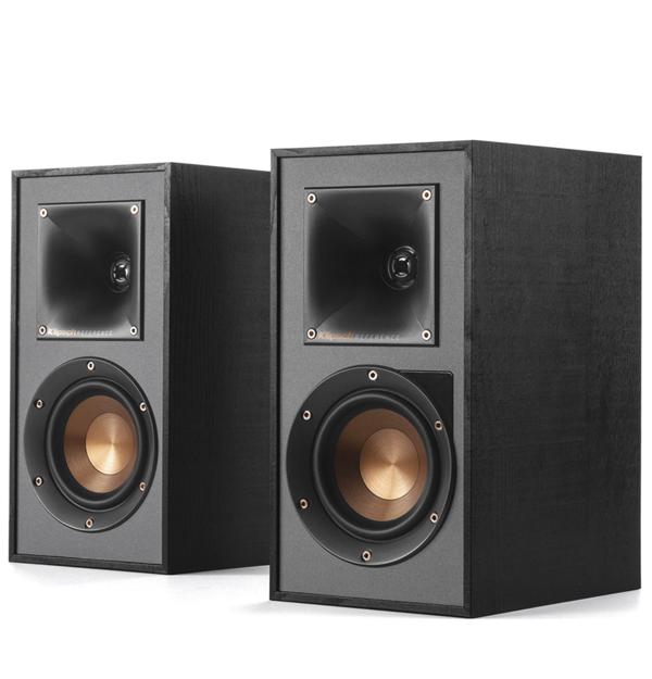 Klipsch R-41pm - Caixas Acústica Ativa Com Bluetooth - Par