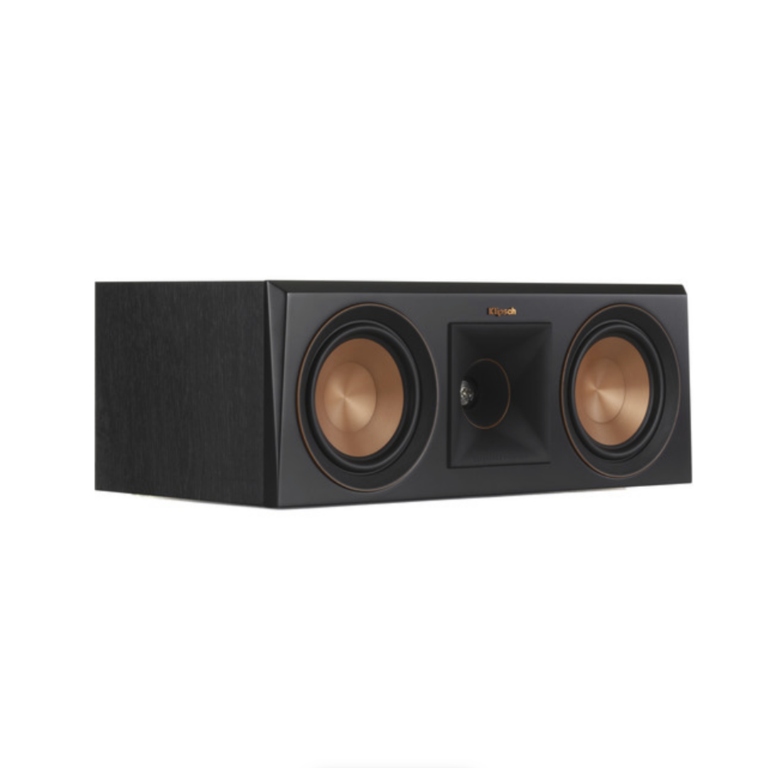 Klipsch RP-500C Reference Premiere Canal Central Home Theater ( Ebony - Unidade )