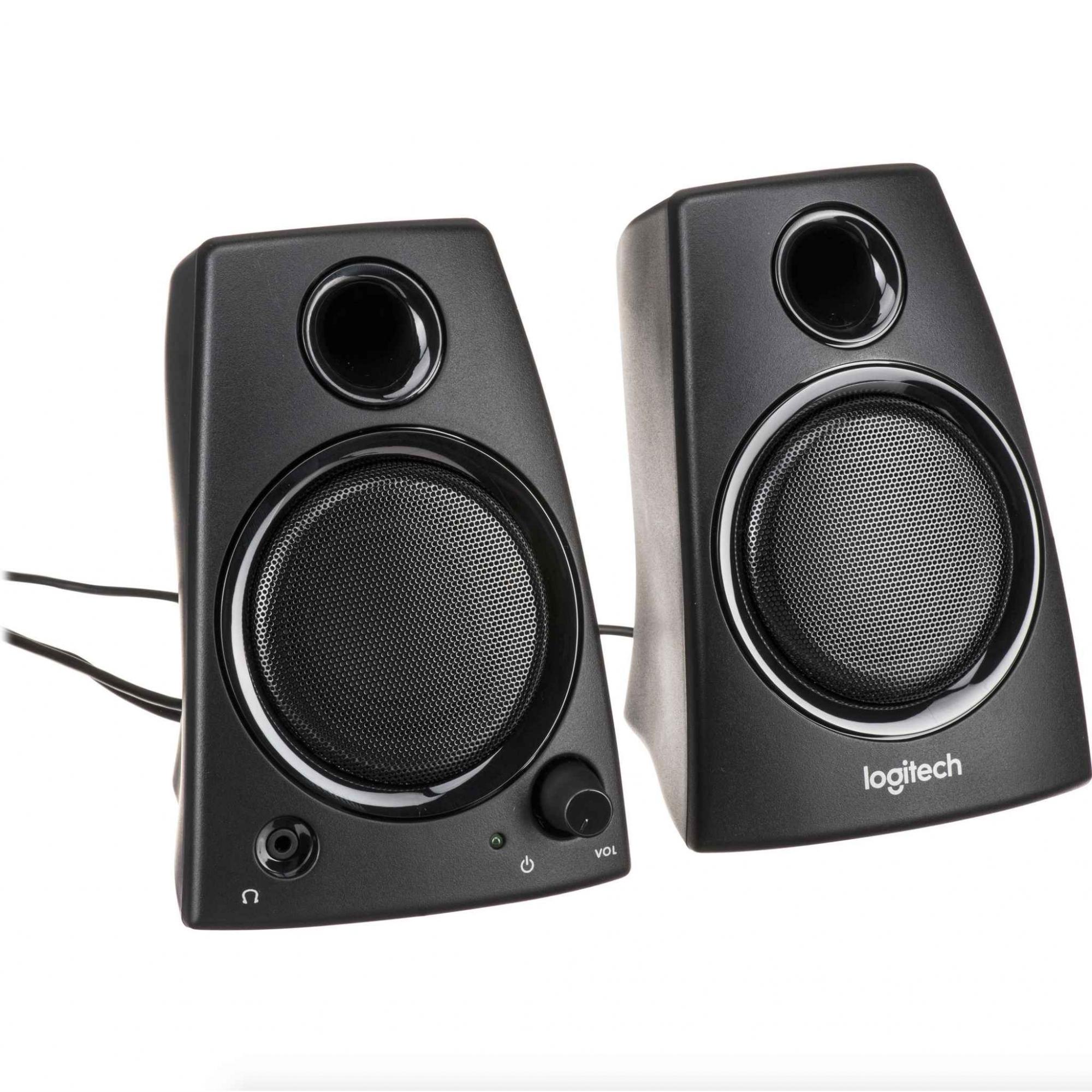 Logitech Z130 Alto-falantes Para Computador ( 110v )