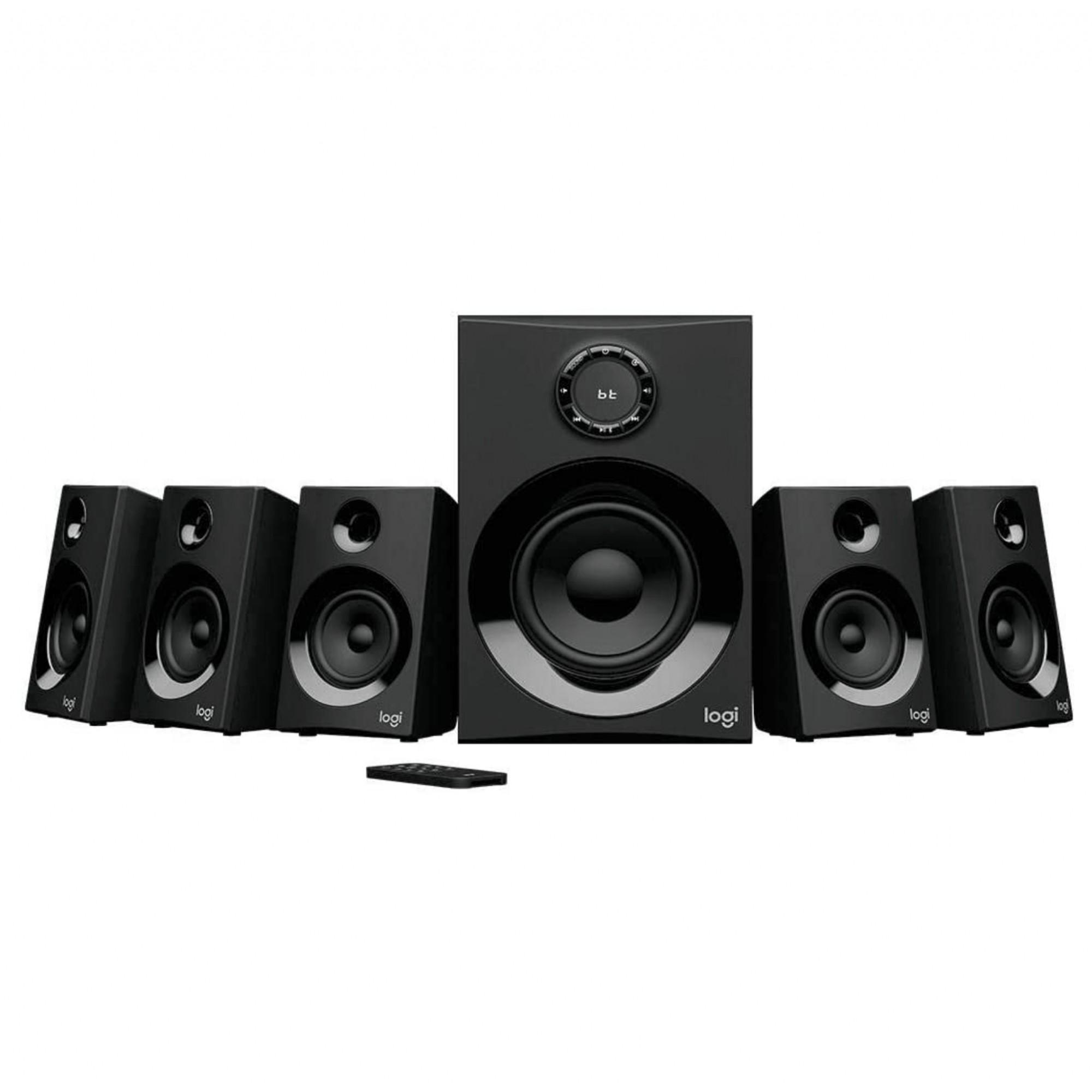 Logitech Z607 Sistema Alto-falantes 5.1 Bluetooth 980-001315