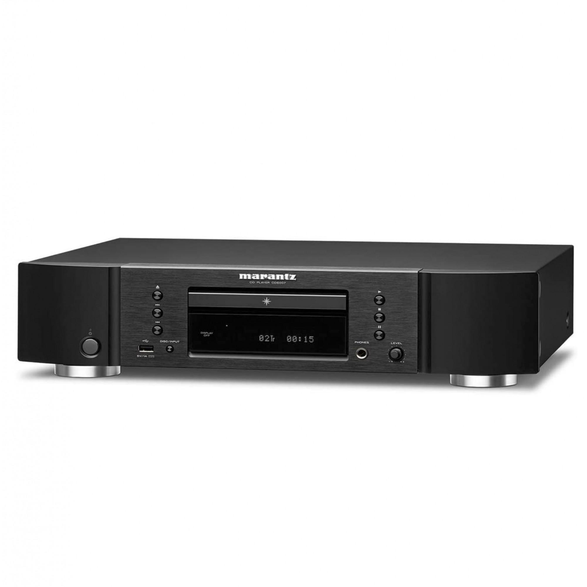 Marantz CD6007 Cd Player Com USB 110v