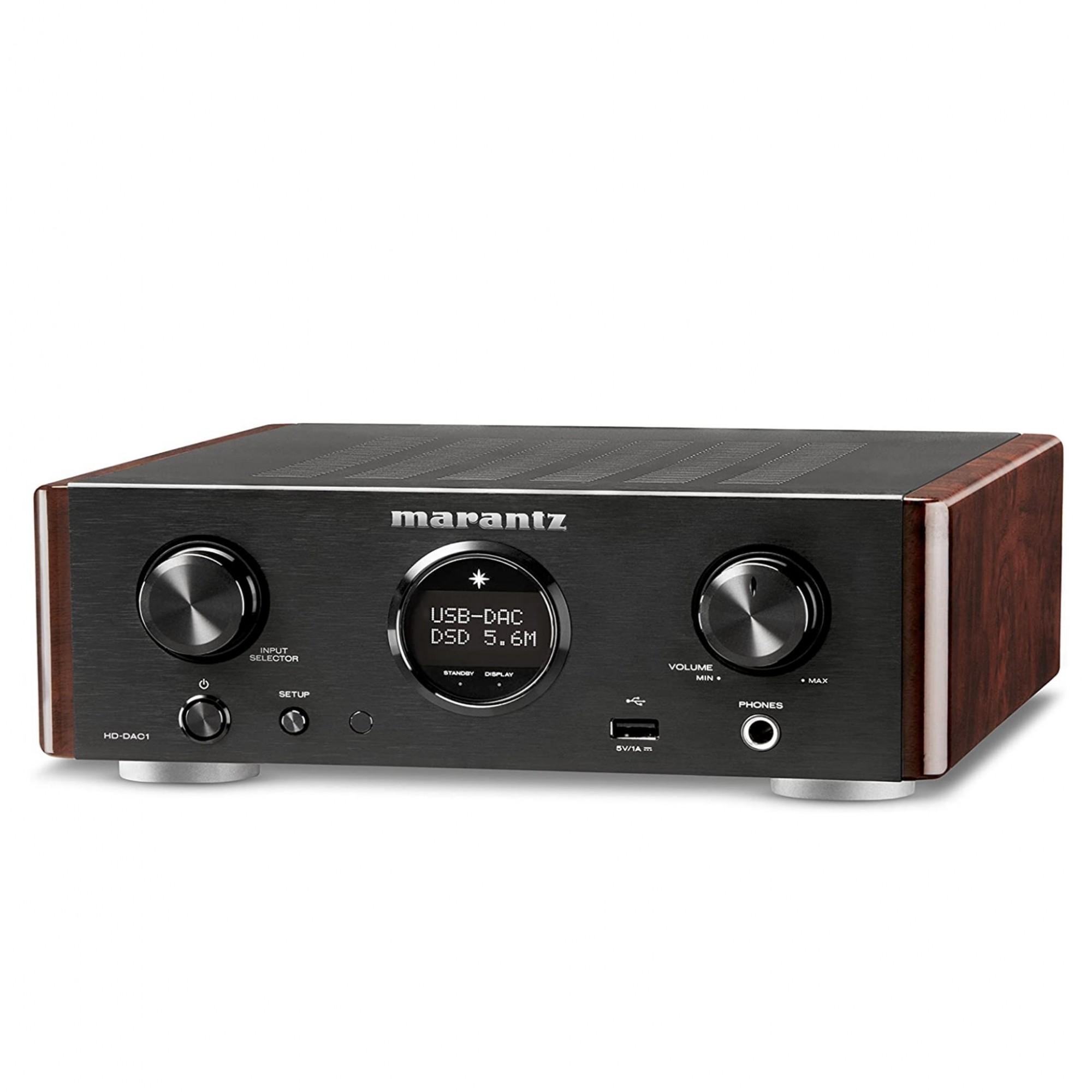 Marantz HD-dac1 Amplificador De Fones De Ouvido