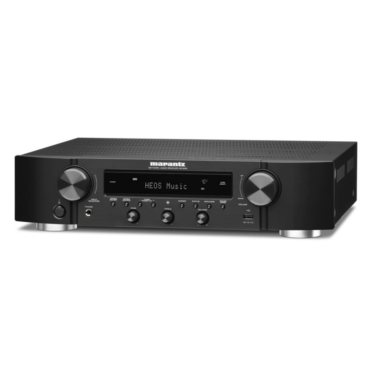 Marantz Nr1200 Receiver Slim Estéreo 75w Por Canal 8 Ohms